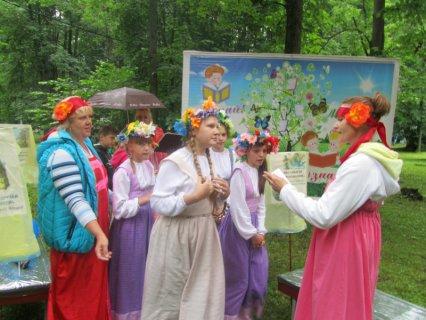 Праздник, яркий и весёлый, - лотошинский юбилей!