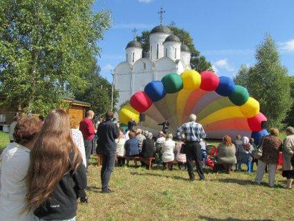 615 лет храму Архангела Михаила