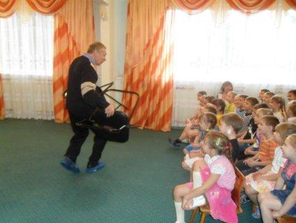 Веселый день с Владимиром Борисовым