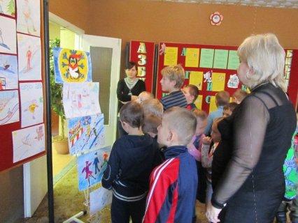 Осенние каникулы в детской библиотеке